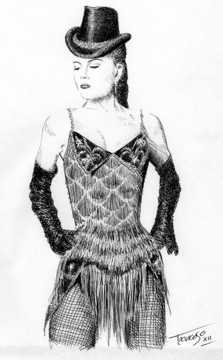 Nicole Kidman by troncoman